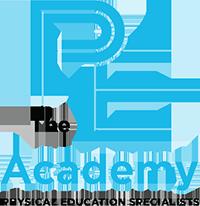 The PE Academy Logo